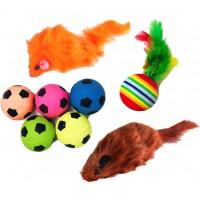 Мыши и шары